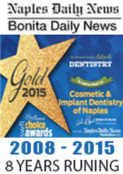 Best Dentist - Choice Champion 8 years running